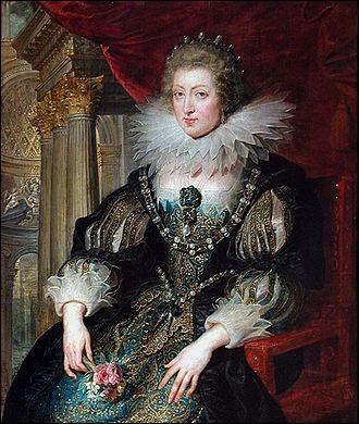 Qui est cette femme reine de France de 1615 à 1643 et régente de 1643 à septembre 1651 ?