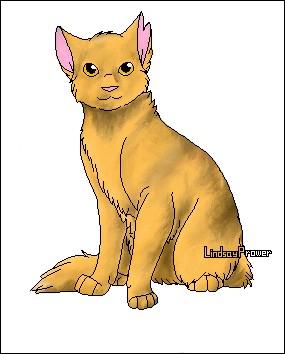 J'étais lieutenant lorsque mon chef a quitté le clan pour devenir chat domestique. Je suis...