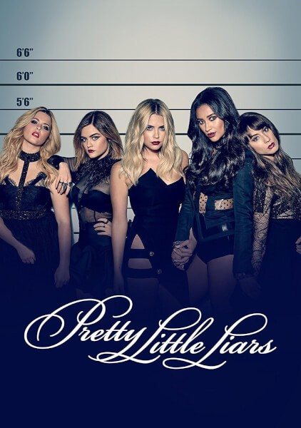 Pretty Little Liars (saisons 1 à 7)