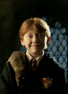 Maintenant des questions sur les sorts : quel sort utilise Ron pour coloréer son rat en jaune ?