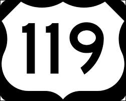 Comment écrit-on le nombre 119 en chiffres romains ?