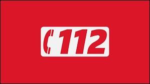 Le 112 est le numéro...