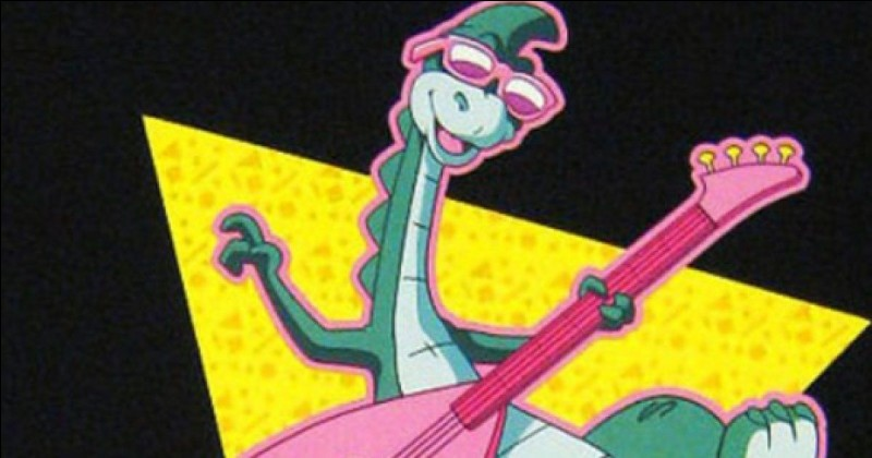 C'est le dernier dinosaure ! Quel est son nom ?