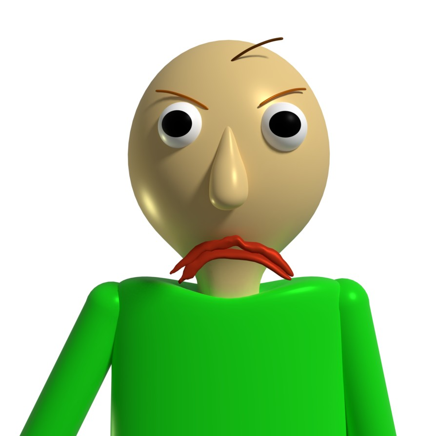 Le quiz de Baldi's Basic In Education and Learning