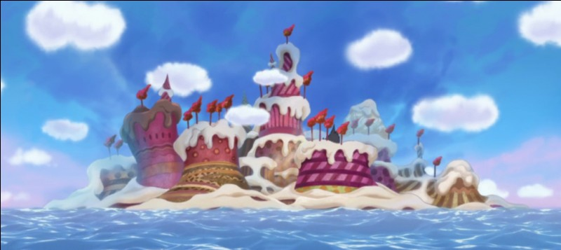 Que fait Sanji durant l'arc Whole Cake Island ? 🍰