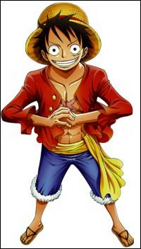 Qu'est-ce qui caractérise Monkey D. Luffy ? 👒