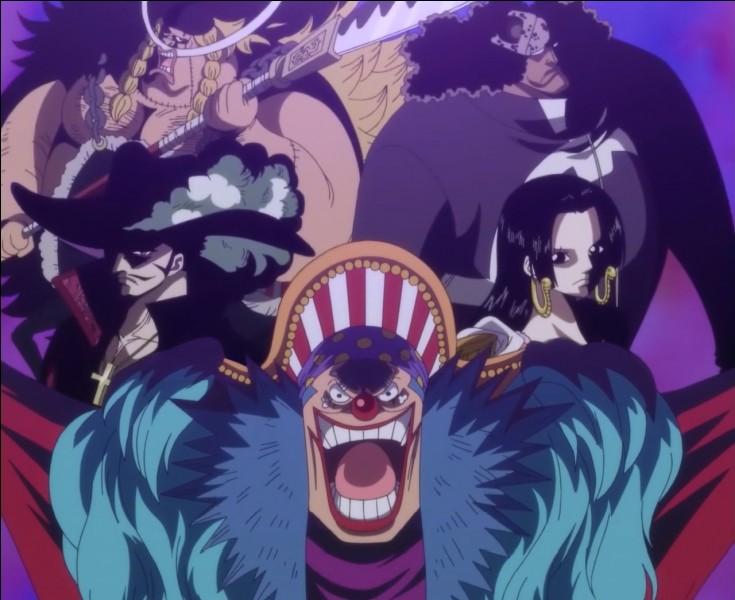 Qui est /a été Shichibukai ?