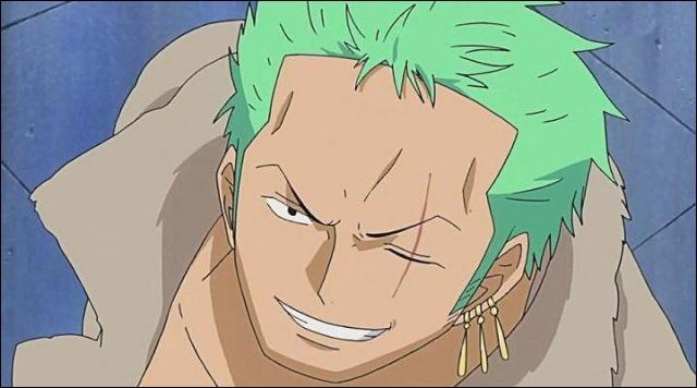 Quels sont les surnoms de Roronoa Zoro ? 🍺🍺