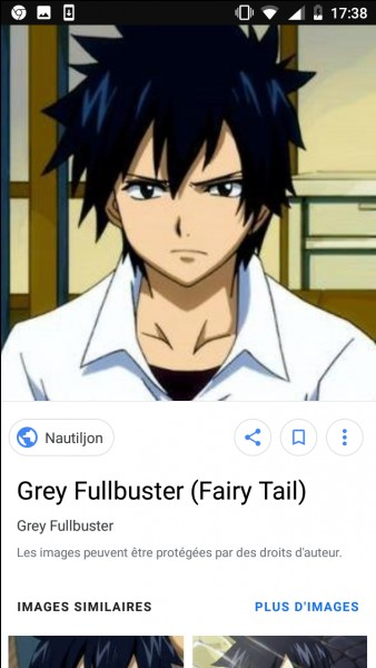 Quel est le nom de famille de Grey ?