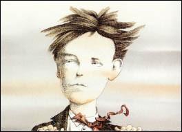 Cette image de cet artiste (il s'agit d'une photographie prise de ce jeune homme à l'âge de 17 ans par Etienne Carjat, en 1871) est très connue. Qui est-il ?