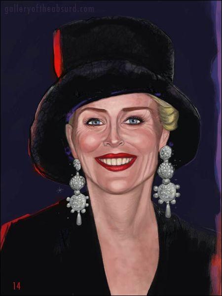 """Encore une actice, dûment chapeautée, qui devint une star internationale grâce à """"un rôle"""" et à """"un film"""" découvert au Festival de Cannes. Qui est-elle ?"""