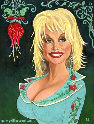 Cette blonde généreuse est une immense star de la chanson aux Etats-Unis. Qui est-ce ?
