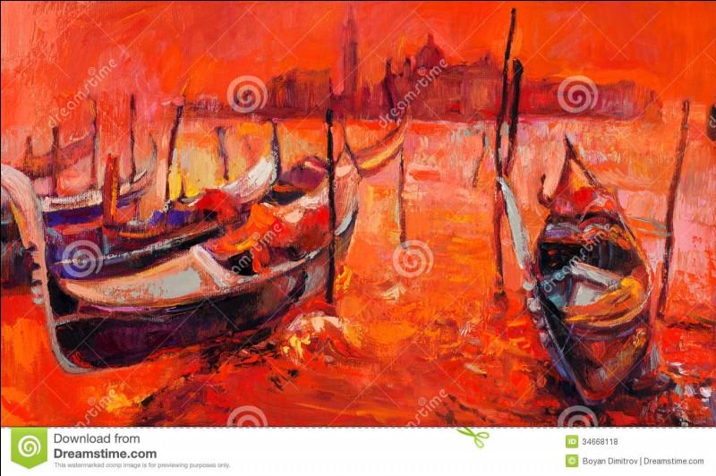 Luc est le saint patron de la ville de Venise.