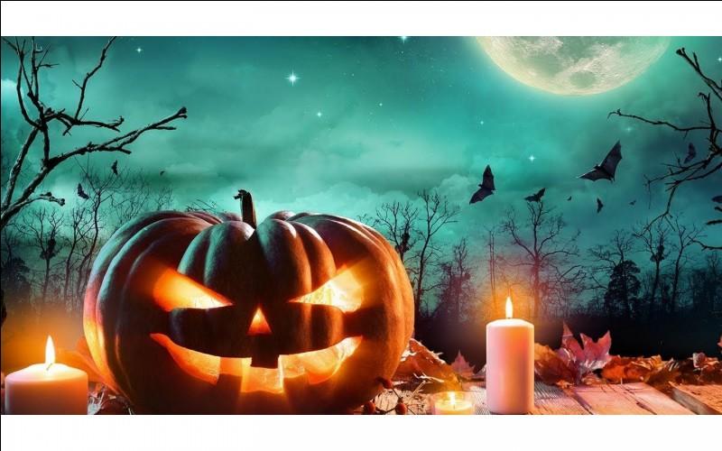 À l'l'occasion de la fête d'Halloween, pourquoi porte-on des costumes effrayants ?