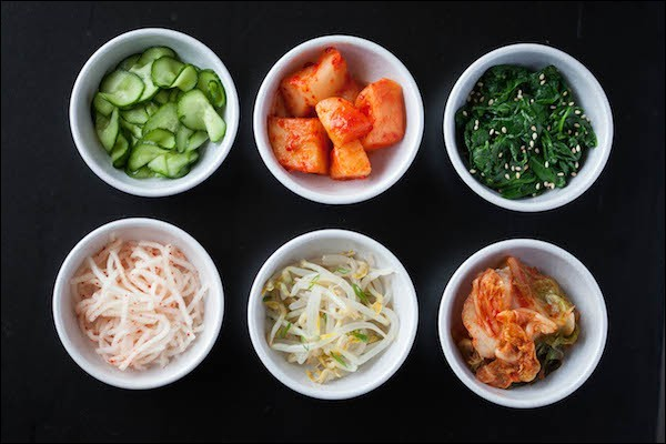 La nourriture coréenne