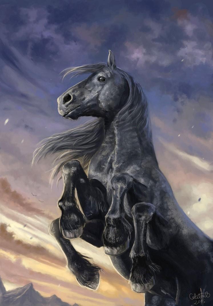 Connais-tu vraiment les chevaux célèbres de la mythologie ?