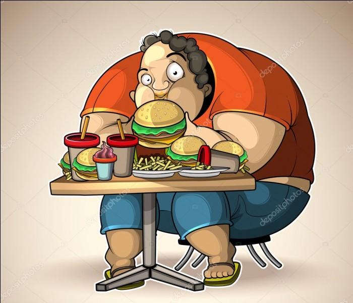 Êtes-vous un gros mangeur ?