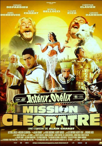 """""""Cléopâtre"""" est un film dans lequel joue Elizabeth Taylor."""