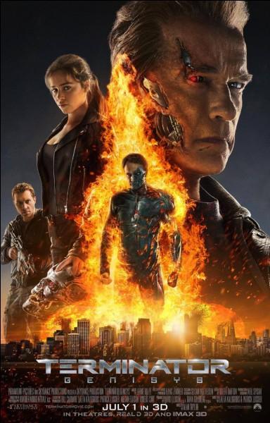 """"""" Terminator"""" fut mis en scène par James Cameron."""