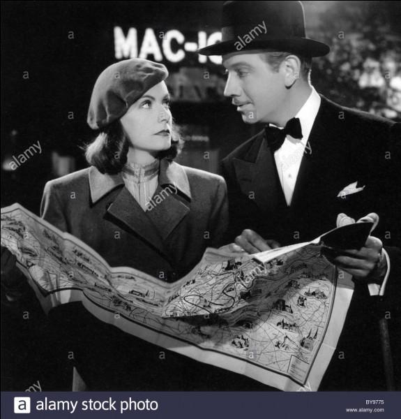 """Ninotchka"" est un film tourné par Ernst Lubitsch."