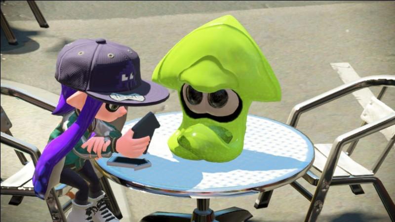 """Quel est votre surnom dans """"Splatoon"""" ?"""