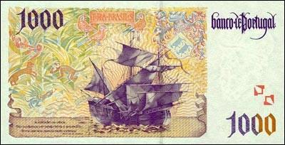 Quelle monnaie portugaise a été remplacée par l'euro ?