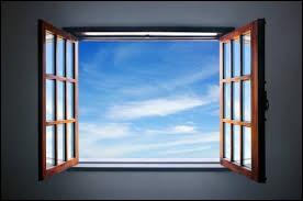 Quel paysage avez-vous envie de voir depuis votre fenêtre ?