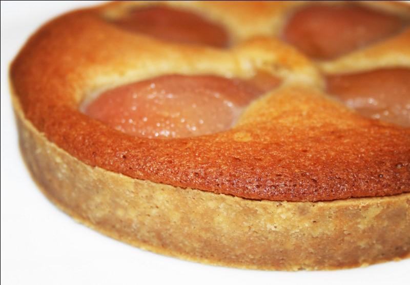 Quel est l'autre nom de la tarte Amandine ?