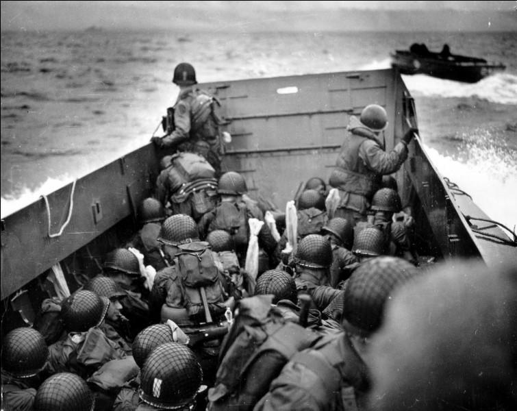 Sur quelles plages de Normandie les Américains ont-ils débarqué ?