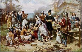 Thanksgiving est une fête très célébrée dans ce pays.