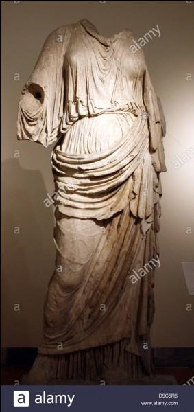 Dans la mythologie grecque, Némésis est la déesse de la juste colère des dieux.