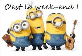 Le samedi est, en France, un jour de week-end.