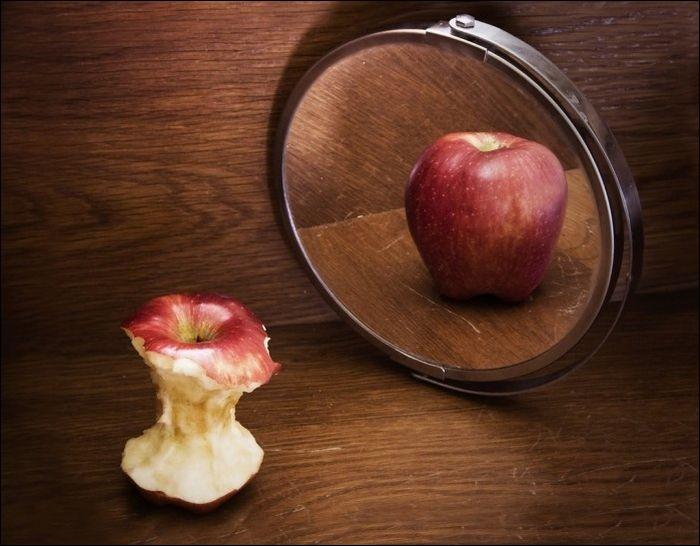 """Dans le domaine de la gastronomie, laquelle de ces propositions est qualifiée de """"miroir"""" ?"""