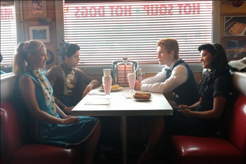 Comment s'appelle le restaurant phare de la série ?