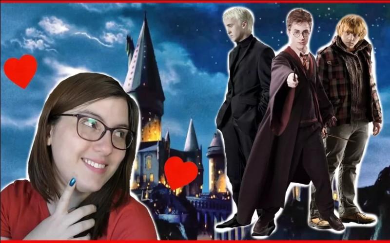 """Quel est son personnage préféré dans """"Harry Potter"""" ?"""