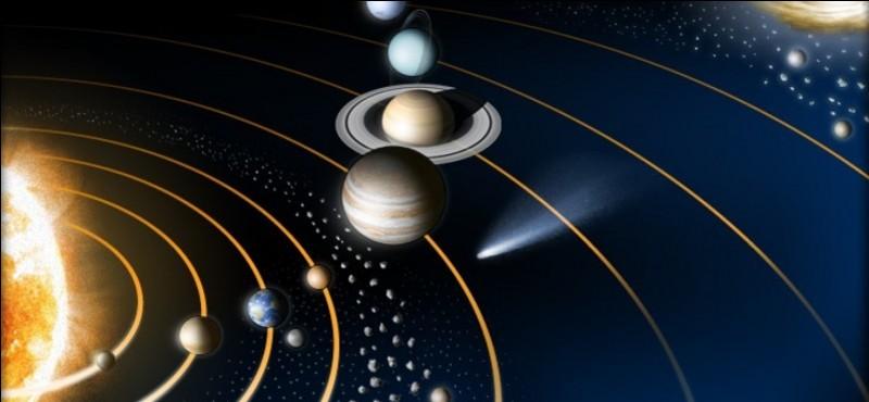 Quel est le bon ordre des planètes ?