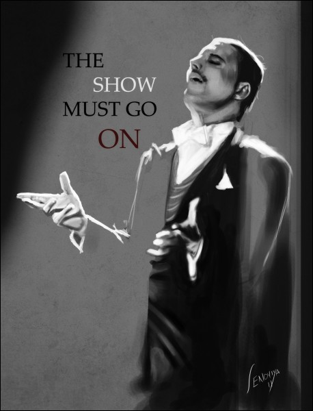 1991 - ''The Show Must Go On'' : C'est la dernière chanson sortie du vivant de Freddie Mercury. And the show is going on ! Quel est le titre de l'album posthume sorti en 1995 ?