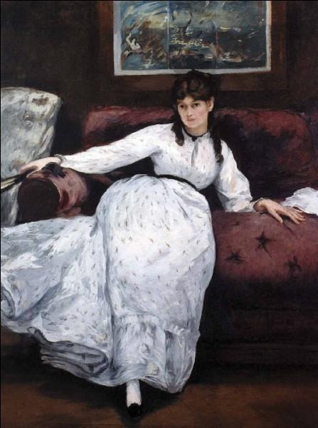 """Qui a peint la toile intitulée """"Le repos"""" ?"""