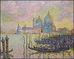"""Qui a peint """"Le Grand Canal"""" ?"""