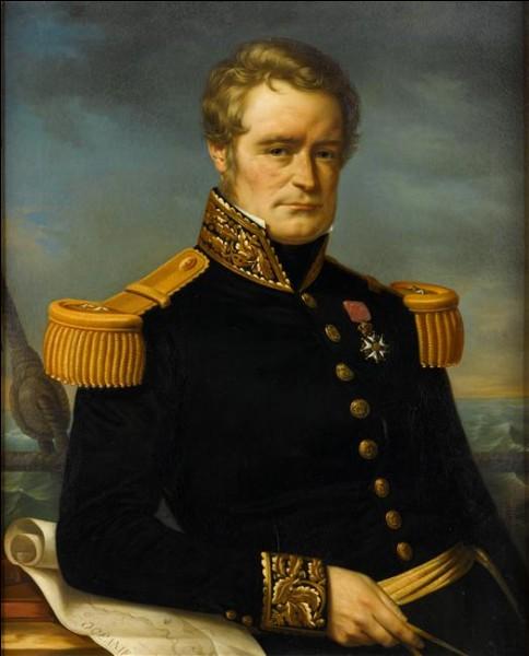 Quelle région l'explorateur Jules Dumont d'Urville a-t-il découverte en 1840 ?