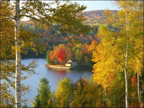 """""""Automne"""" est aussi le joli nom d'une rivière française..."""