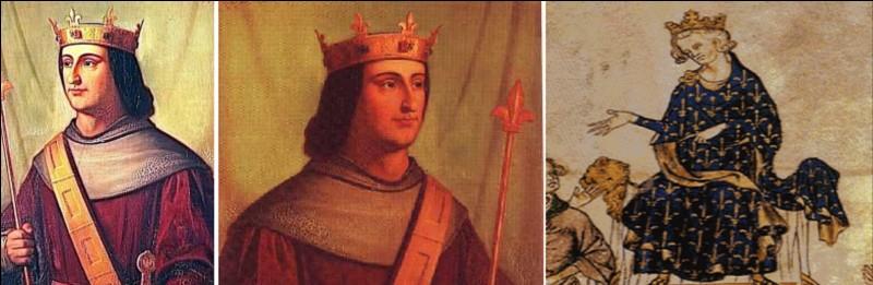 De qui Philippe VI (Philippe de Valois), né en 1293 et décédé le 22 août 1350 à Nogent-le-Roi, est-il le fils ?