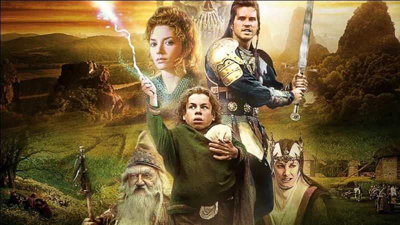 Quel est ce film fantastique, sorti en 1988, avec Val Kilmer et Warwick Davis ?
