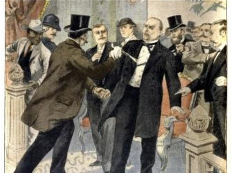 Qui a assassiné William McKinley ?