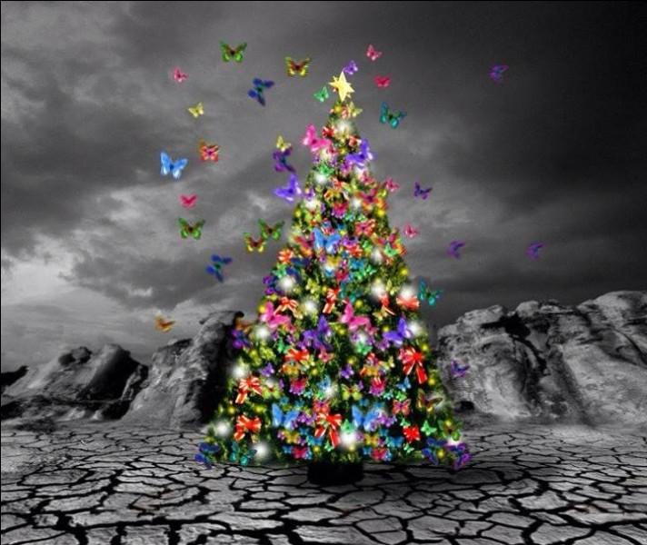 En France, où est née la tradition du premier sapin de Noël ?