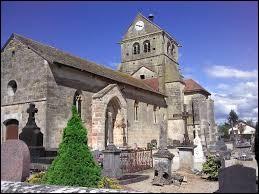 Village Marnais, Saint-Vrain se situe en région ...