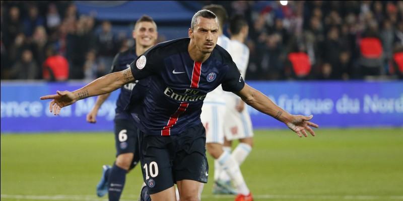 Qui a battu le record de buts de Ibrahimović ?