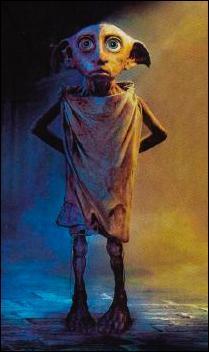 Dans quel appareil ménager Dobby se pince-t-il les doigts pour se punir d'être venu alerter Harry ?