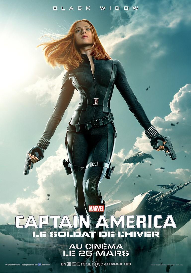 Captain America le soldat de l'hiver (2)