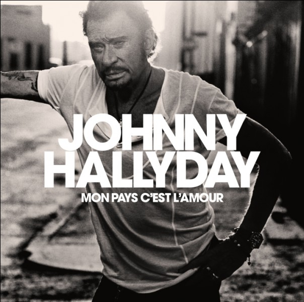 Et de qui est l'Amérique dans le dernier album de Johnny ?